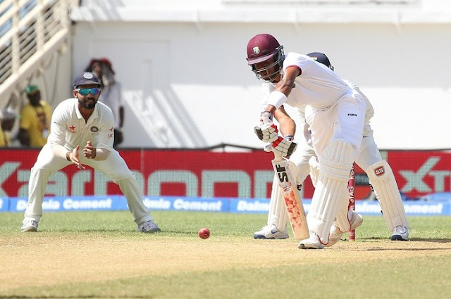 West Indies Play first against India in the second Test