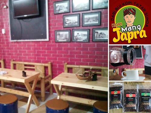 Kedai Kopi Mang Japra Jalan Salendro Bandung