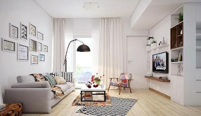 Cần lưu ý những gì trong thiết kế nội thất chung cư?
