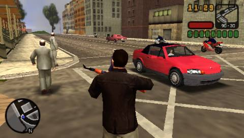 Download game Grand Theft Auto - Liberty City Stories PS2 ISO - Game Tegal