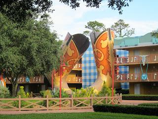 Disney's All-Star Music Resort Country Music Theme