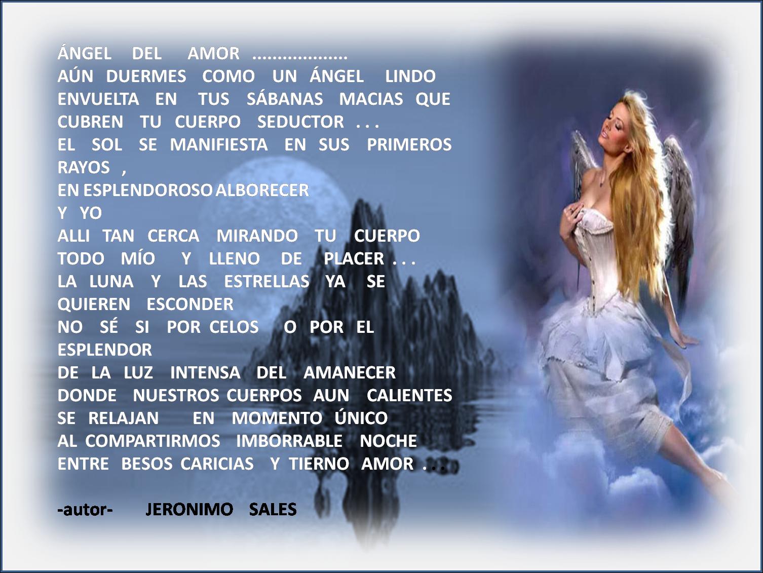 Imagenes De Amor Con Frases De Amor: IMAGENES Y FRASES DE AMOR: Imagen Con Angel