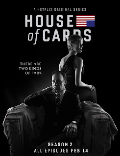 House of Cards S02 Hindi Complete Download 720p WEBRip