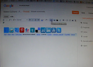 social media button icons, cum pui butoane social media pe blog, cum pui butoanele retelelor de socializare pe blogger, un mod simplu sa adaugi iconitele retelelor de socializare pe blog,