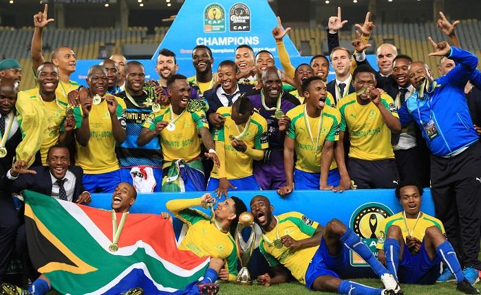 Mamelodi Sundowns African Champions