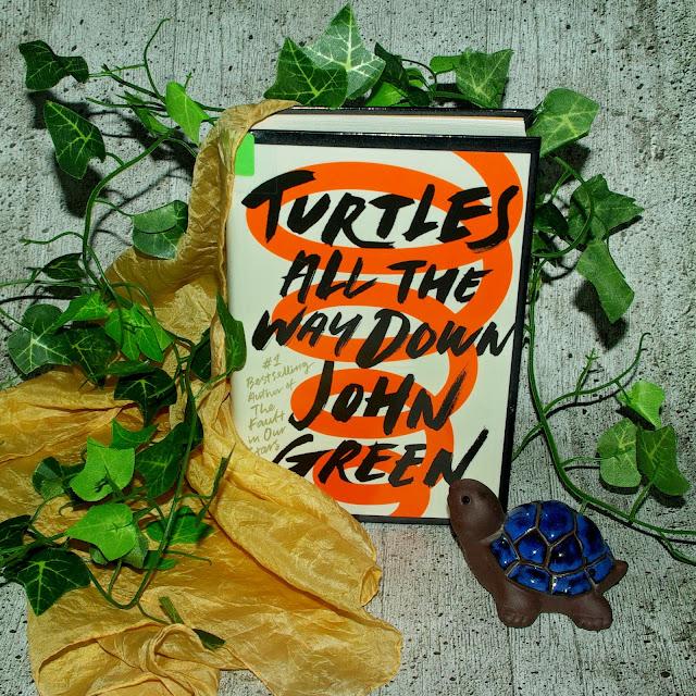 [Books] John Green - Turtles All the Way Down