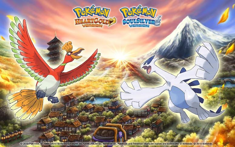 Pokémon HeartGold SoulSilver
