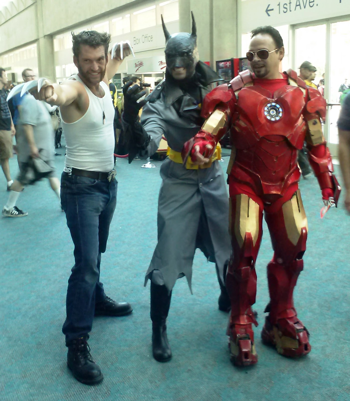 The Talking Box: Photo Recapping 2013 Comic-Con: The Costumes