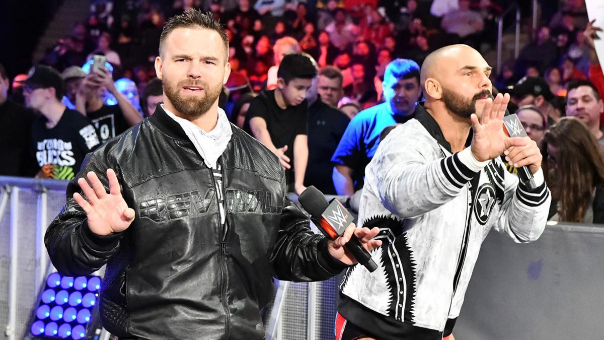 Dax Harwood afirma que a FTR tomou a decisão certa ao sair da WWE