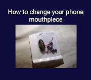 How to fix your phone mouthpiece