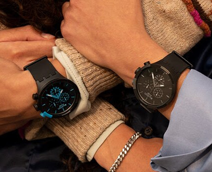 Swatch Big Bold Chrono - Reinicia a tua inspiração.