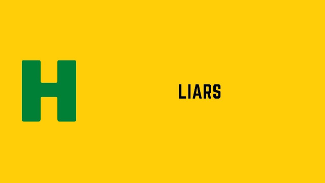 HackerRank Liars problem solution
