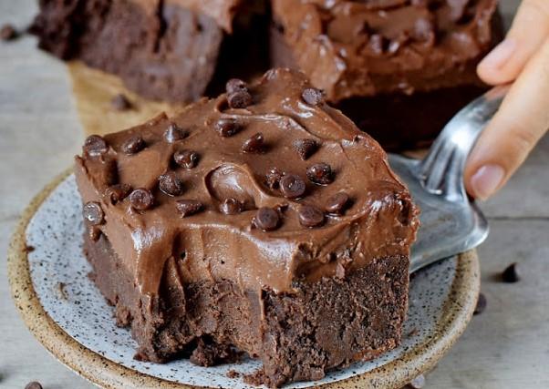 Sweet Flourless Brownies Recipes