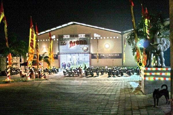 Ayo Olahraga di Tempat Futsal di Bali