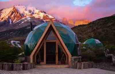 Patagonia Eco Domes, El Chalten, Argentina