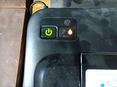 Lampu Indikator Tinta dan Kertas Berkedip Terus Printer Epson l110 l210 l300 l350 l355