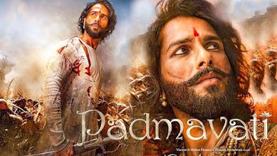 Padmavati 2017 Hindi Official Trailer 1080p HD Download