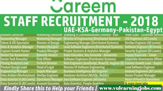CAREEM Careers - Careem Abu Dhabi Office - Middle East - Jobs In 2019