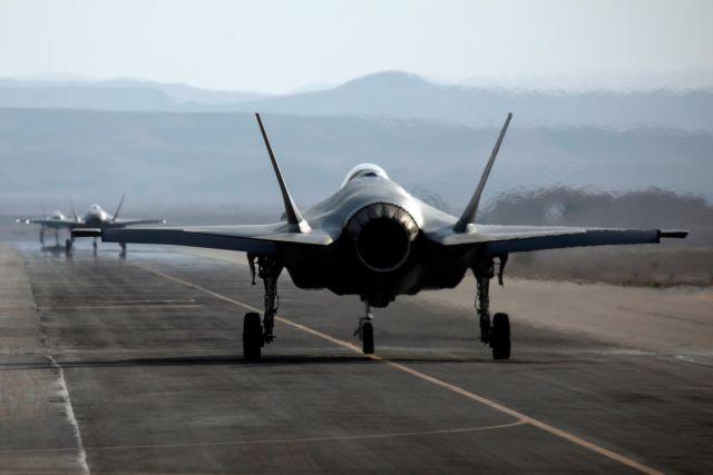 Μπλόκο των ΗΠΑ στην πώληση των F-35 στην Τουρκία