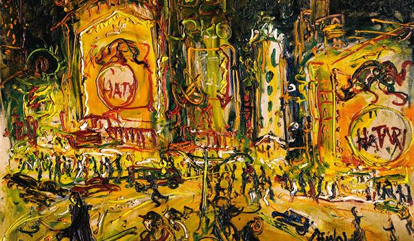 Affandi Times Square
