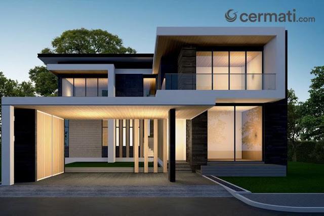 Percantik Rumahmu dengan Tren Desain Rumah Tahun 2020 Ini