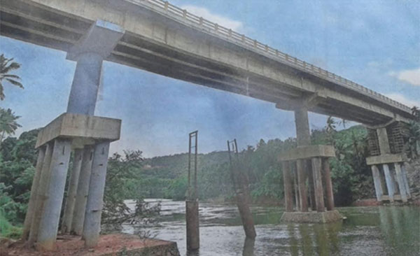 News, Kerala, Ayamkadavu, Bridge, Periya, Bedakam, Inauguration, Ayamkadavu bridge ready for inauguration