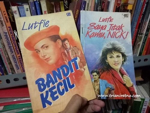 novel jadul bekas tahun 80an