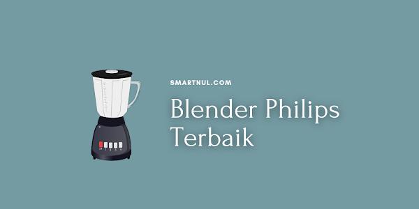 Harga dan Spesifikasi Lengkap Blender Philips Terbaru