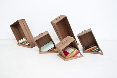 diseño de Librero  muy creativos.