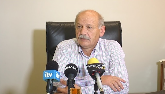Για προσπάθεια φίμωσης από τον διοικητή της 6ης ΥΠΕ κάνει λόγο ο διοικητής του Πανεπιστημιακού Νοσοκομείου Ιωαννίνων!
