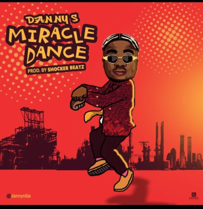 DOWNLOAD MP3: Danny S – Miracle Dance
