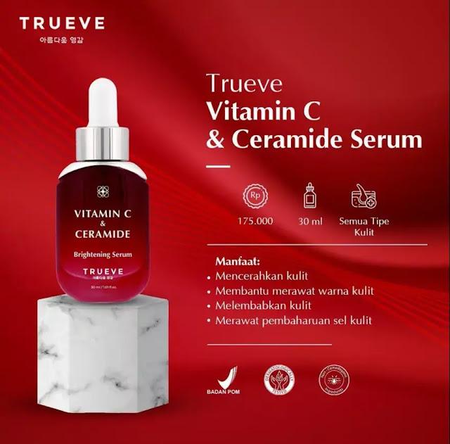 Review Serum Trueve Vitamin C