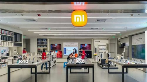 Xiaomi smartphone shipments outpaced Apple phones