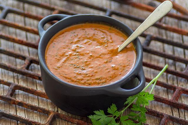 Salsa Para Churrasco (aka Barbacoa)