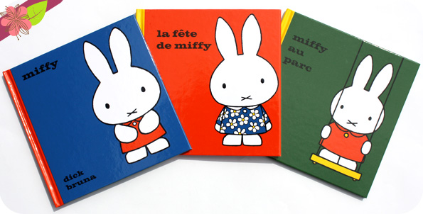 Miffy - Dick Bruna - Castelmore