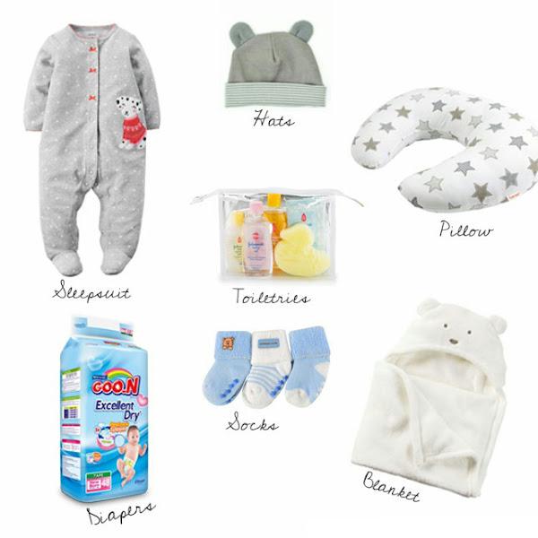 Daftar Perlengkapan Bayi dan Ibu Melahirkan