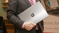 HP's Chromebook 13 is the MacBook Air of the Google world