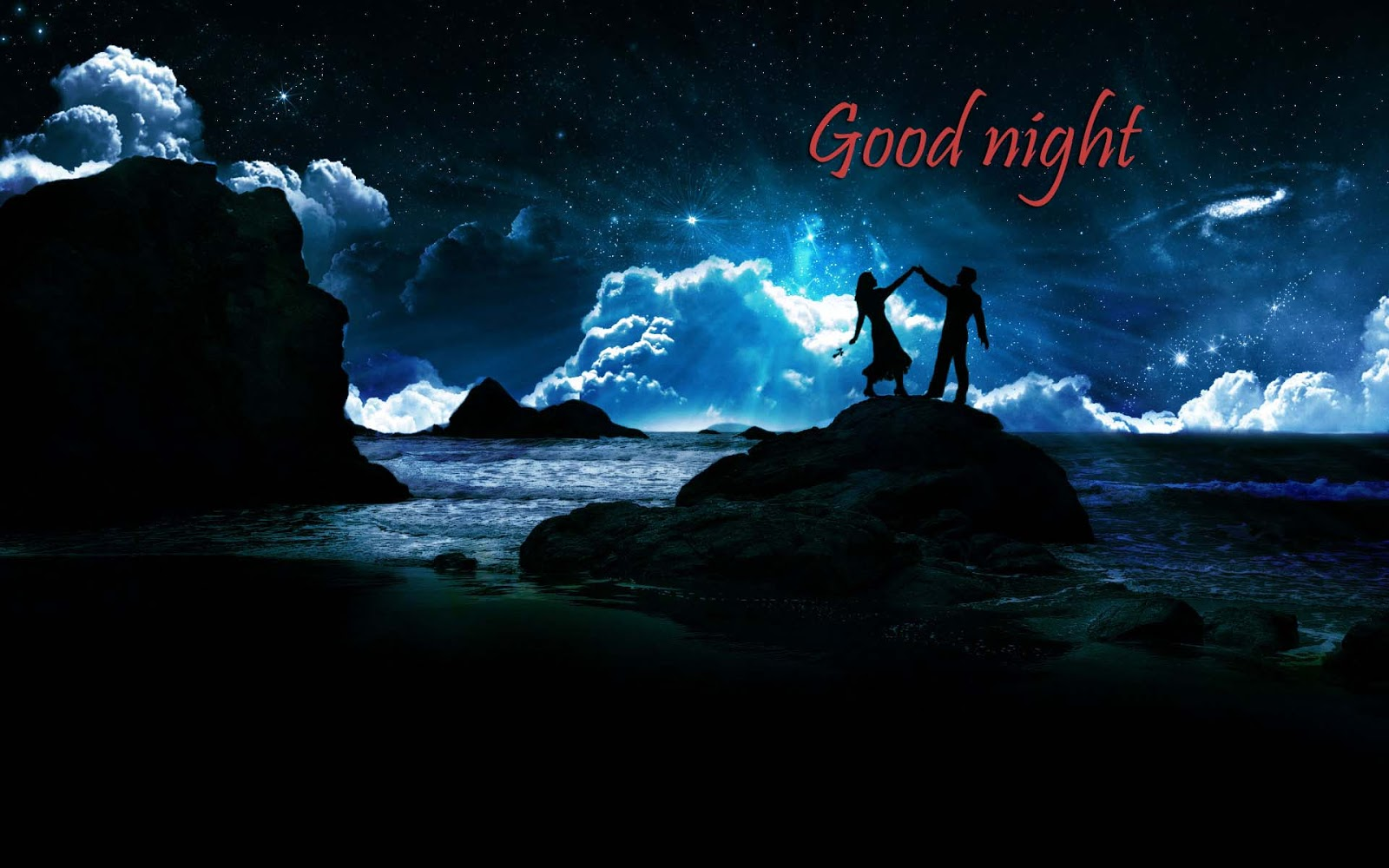 Lovely Good Night wallpapers ~ Allfreshwallpaper