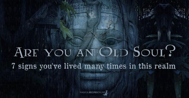 dấu hiệu linh hồn già trưởng thành