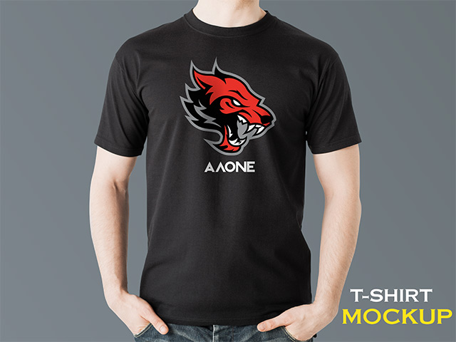 Men-Black-T-Shirt-Mockup-PSD-File-Free-Download-Computerartist