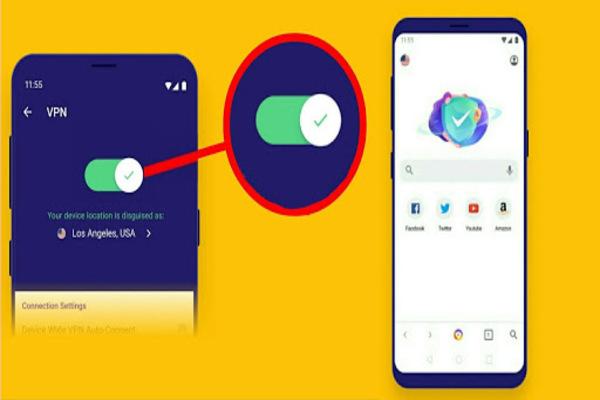 العملاق Avast يوفر الآن خدمة VPN للاتصال المحمي على هاتفك  و إليك طريقة الحصول عليه مجانا !