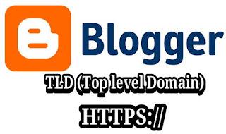 Cara Aktifkan Dan Pasang SSL HTTPS Di Blogger Custom Domain TLD
