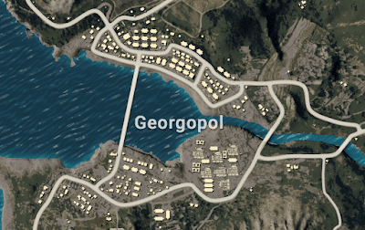 PUBG Mobile loot locations Lots of Weapons (Erangel and Miramar)