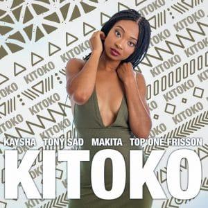 BAIXAR MP3 | Kaysha - Kitoko (feat. Tony Sad, makita & Top One Frisson) | 2021