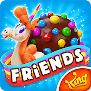 Game Candy Crush Friends Saga MOD Unlimited Lives/Moves