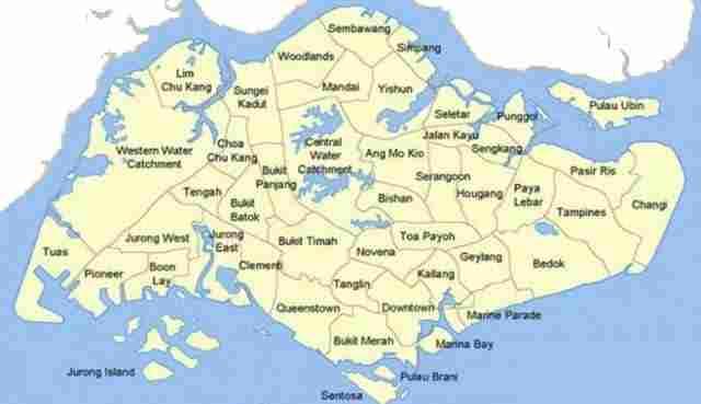 Keadaan Alam Singapura