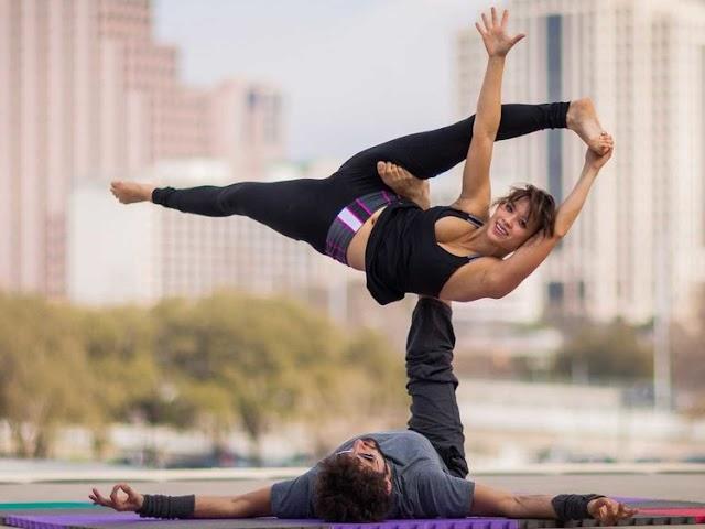 The Most Basic Yogasanas - Yoga - Easy - Simple -easy yoga steps