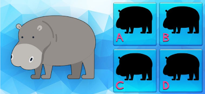 Find the Correct Silhouette Quiz Answers | gimmemore
