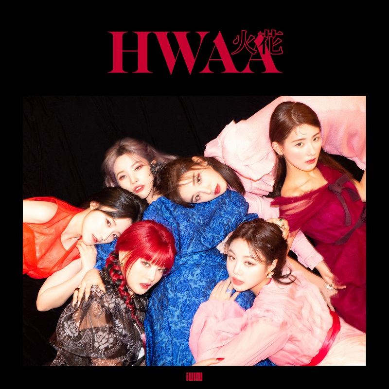 hwaa (g)i-dle english chinese ver