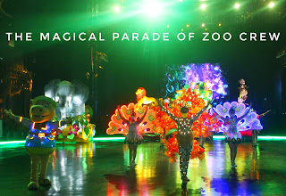 The Magical Parade of Zoo Crew
